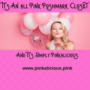 OMG! An All Pink Closet!